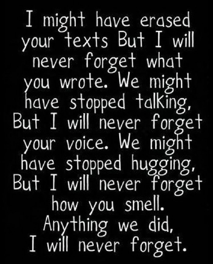 Quotes About Forget Him 101 Quotes