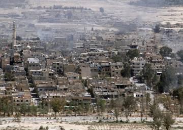 EE UU enviará otros 200 militares más para combatir al ISIS en Siria