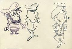 Capt Crunch's unused design