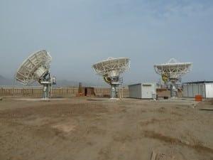 Peru O3b teleport