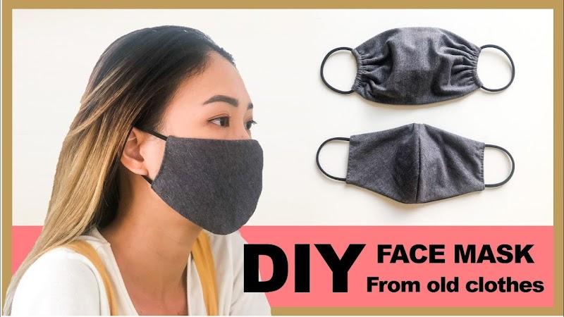 Diy Face Mask No Sewing