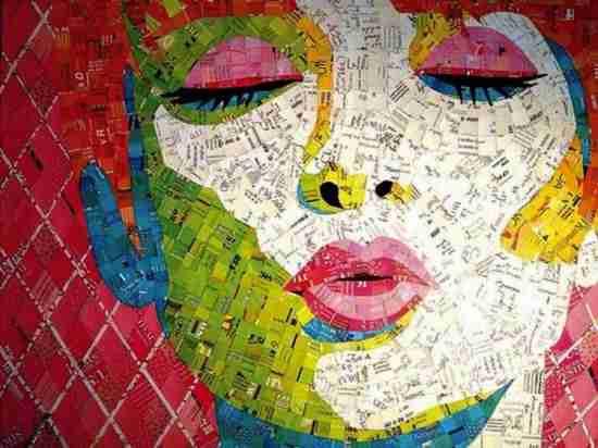 Πέντε απίθανα έργα τέχνης από ανακυκλώσιμα υλικά