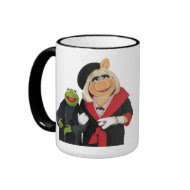 Kermit and Miss Piggy Coffee Mugs