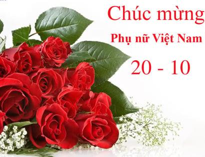 Hình ảnh Lời chúc 20/10 hay và ý nghĩa dành tặng Ngày Phụ nữ Việt Nam số 2