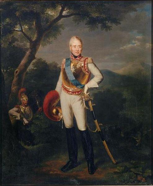 File:Duchesne - Charles, comte d'Artois, en uniforme de colonel-général des Carabiniers.jpg