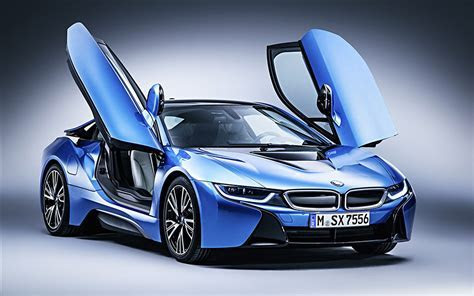 2017/2018 BMW i8 Tipped for More Power and a Facelift   95 Octane