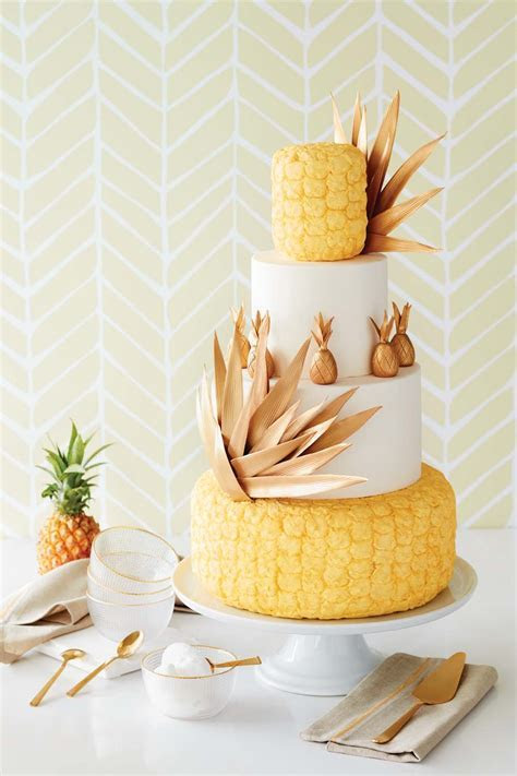 Citrus Inspired Wedding Cakes You've Got To See   Weddingbells