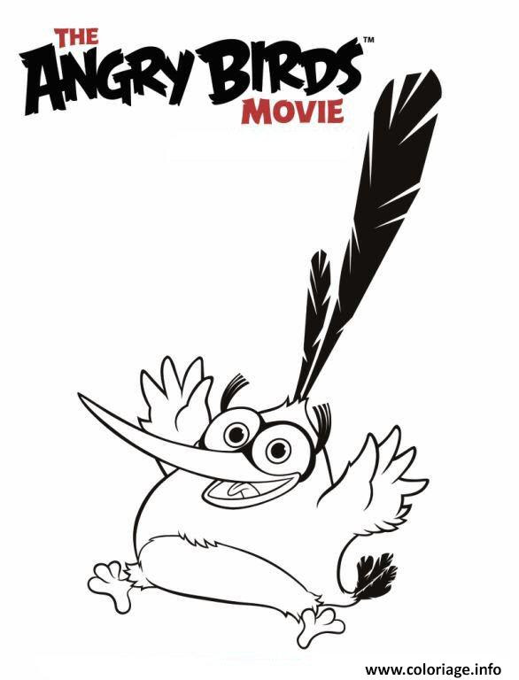 Coloriage Angry Birds Le Film 2 Jecoloriecom
