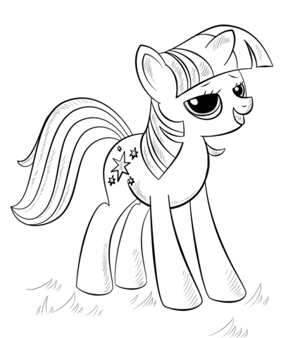 5200 My Little Pony Alicorn Coloring Pages  Images