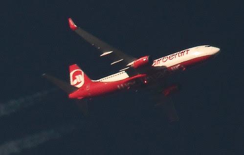 Airberlin Boeing B737