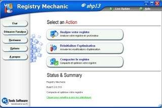Offre promotionnelle : Registry Mechanic gratuit et en français !