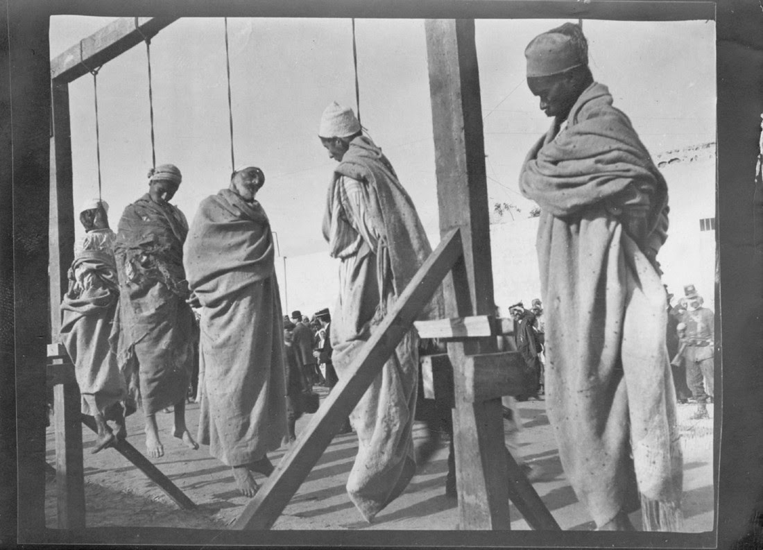 Exécutions à Tripoli