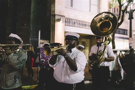 Thinking about having a New Orleans Second Line Parade for