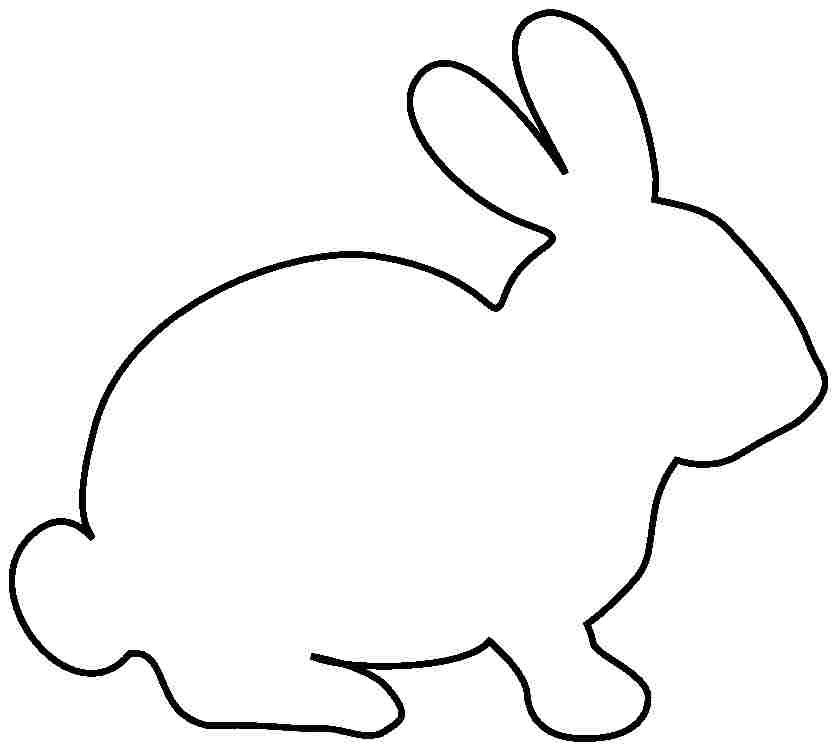 Free Printable Pictures Of Rabbits - ClipArt Best