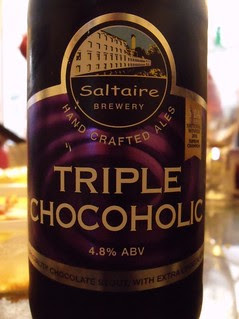 Saltaire, Triple Chocoholic, England