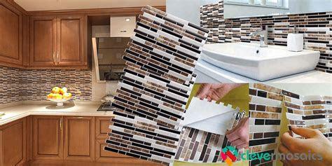 peel  stick tile backsplash peel  stick backsplash