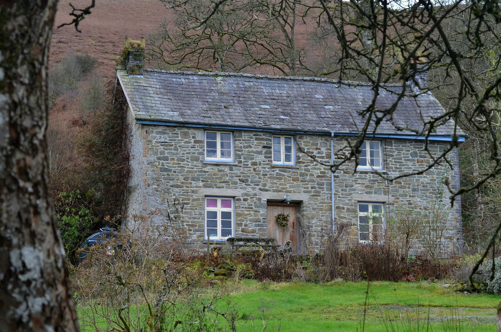 cottage in wales