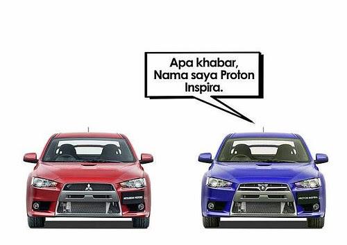 5105447574 f10daf6d4d update! Mitsubishi Lancer VS Proton Inspira