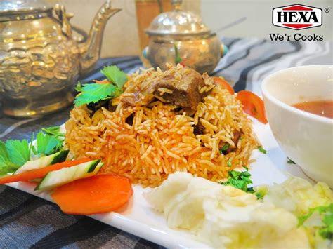 resepi ringkas masak nasi arab kabsah kambing bersama chef