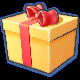 Gift Box Icon X Mas 2006 Icons Softicons Com