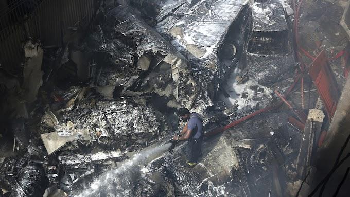"""No hay sobrevivientes en el accidente del avión de Pakistan Airlines, """"pero aún no está confirmado"""""""