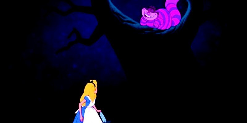 Alice In Wonderland Images Alice The Cheshire Cat Wallpaper And
