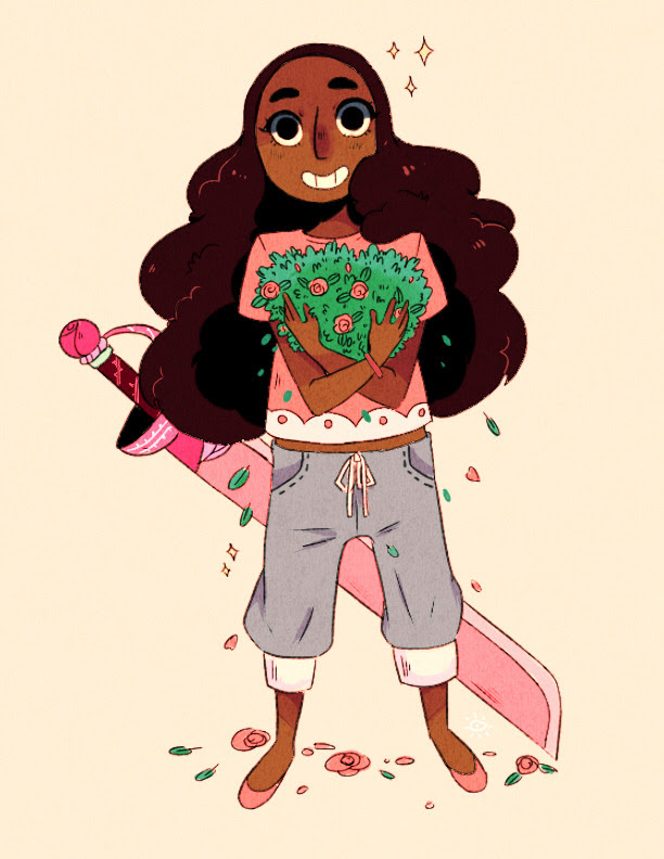 Gah, I absolutely adore Connie-!
