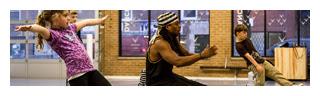 Dovetail Studios youth hip hop 2 300 pixels