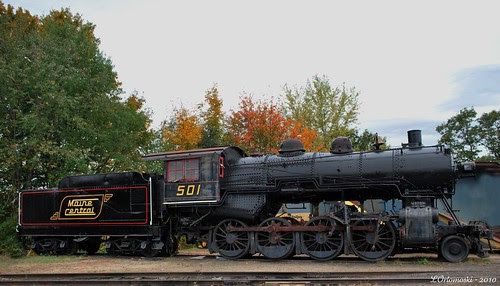 Old Engine 501