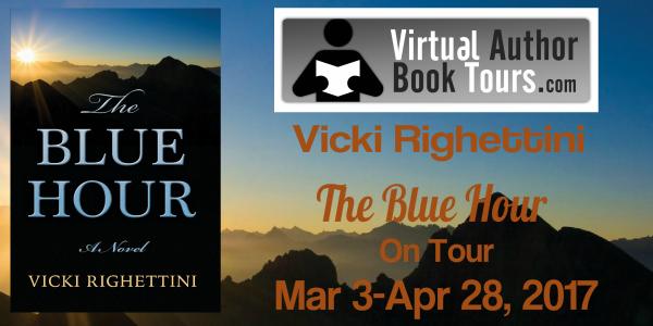 Blue Hour by Vicki Righettini