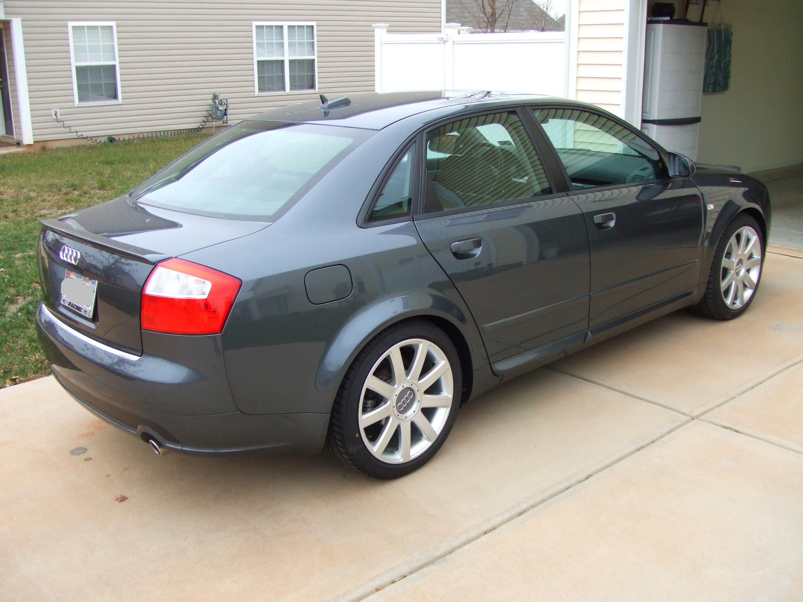 2005 Audi A4 Slammed Audi Car