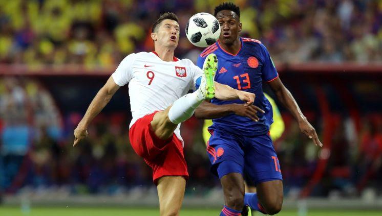 Mundial 2018 Lewandowski Z Twarzy Podobny Zupełnie Do Nikogo