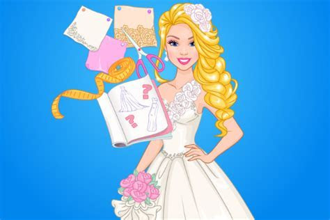 Barbie Wedding Dress Up Games , Barbie Wedding Dress