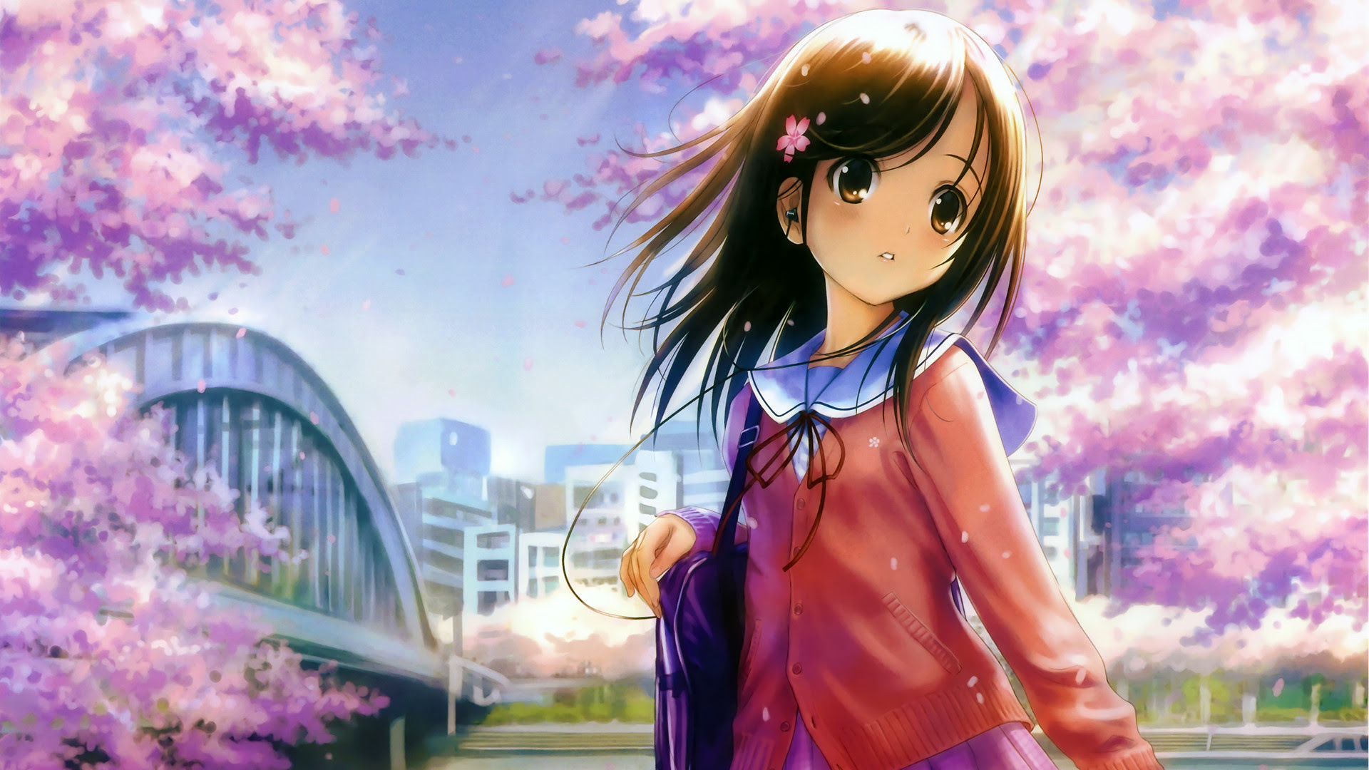Cute Anime Wallpaper 1920x1080 (72+ images)