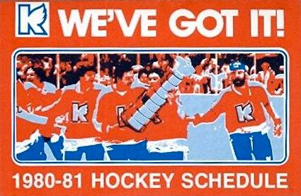 Wings 80-81 schedule