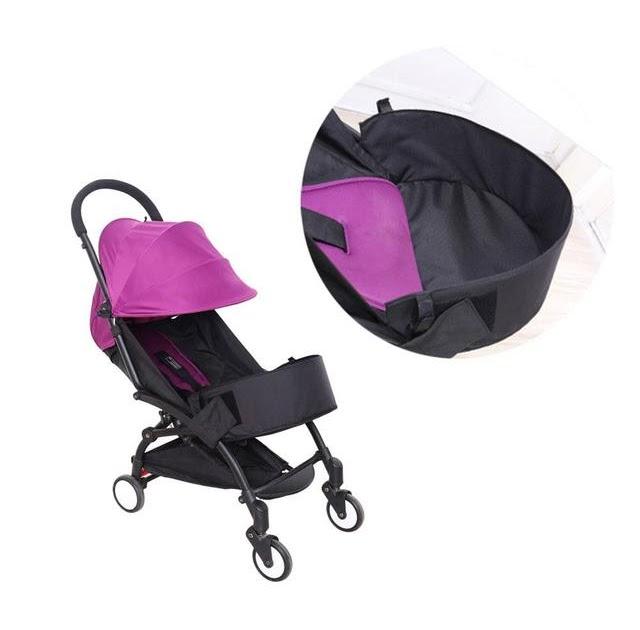 Extensio Booster Seat Footrest Footset Bumper Bar For Yoyo Yoya VovoBB Stroller