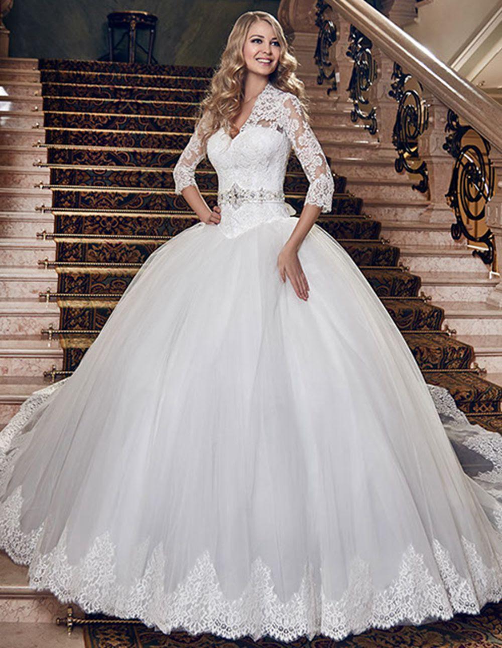96ec480e42 Estos son algunos modelos que te pueden ayudar a la hora de elegir tu  vestido para ese momento super especial de tu vida.