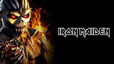Iron Maiden Fear Of The Dark Wallpaper Full Hd » Harmony