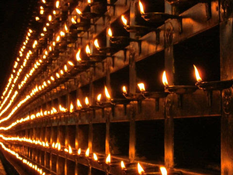Sloka For Lighting Lamp Deep Jyoti Mantra Devshoppe