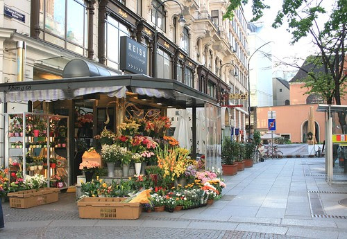 flower shop kärtner