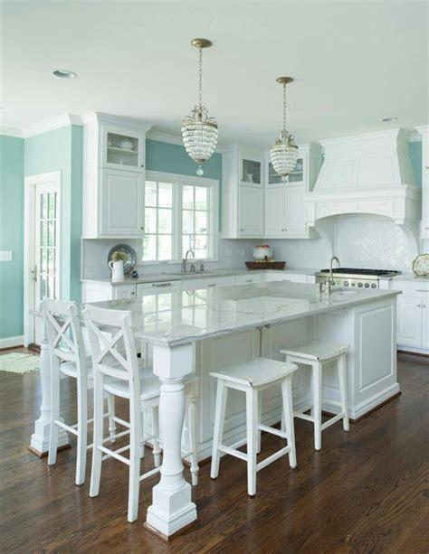 tiffany blue   awesome beach house kitchens