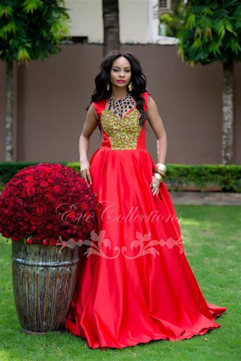 In Love With Red ~African fashion, Ankara, kitenge
