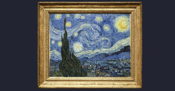 Analisis Vincent Van Gogh