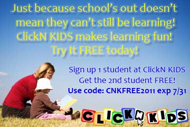 Save 20% Off Code:CKIDS2011 exp. 1/31