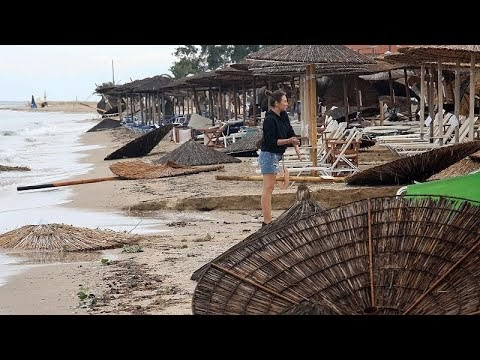 Χαλκιδική: Η επόμενη ημέρα της καταστροφής