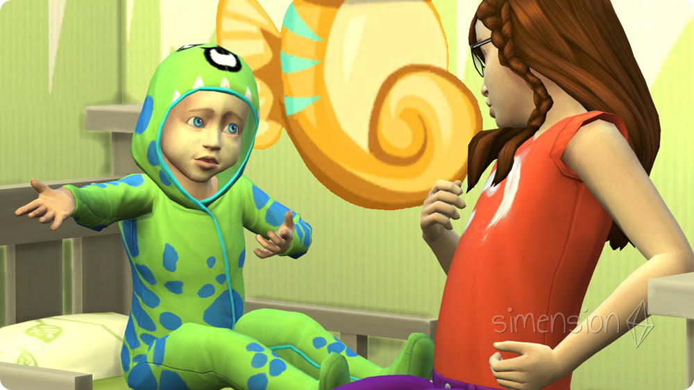 Kleinkinder Bei Die Sims 4 Athletbook