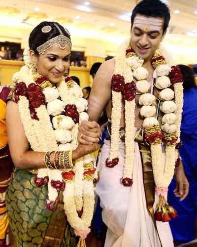 Rajinikanth's younger daughter Soundarya and Ashwin during