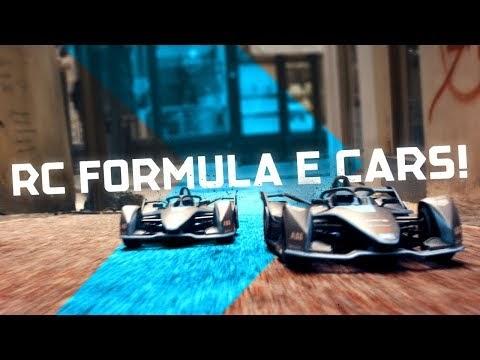 Fórmula E RC