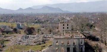 КАРАБАХ. 26 лет со дня оккупации Агдамского района Азербайджана