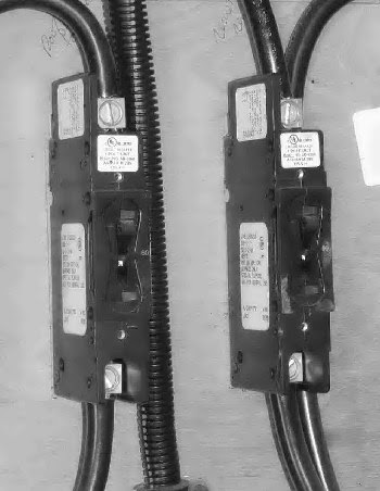 cf 125 volt d.c. rated circuit breakers - 60 amp